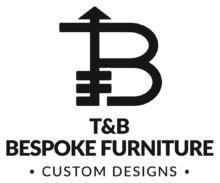 Image of T&B Bespoke Furniture Logo